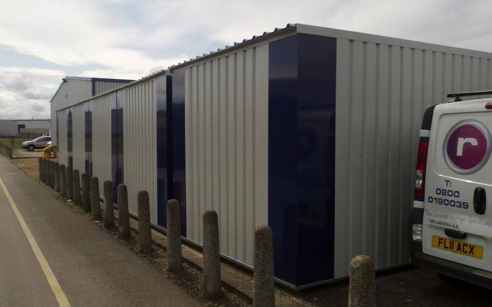 Leyland Trading Estate - Storage Units To Let Wellingborough (6)