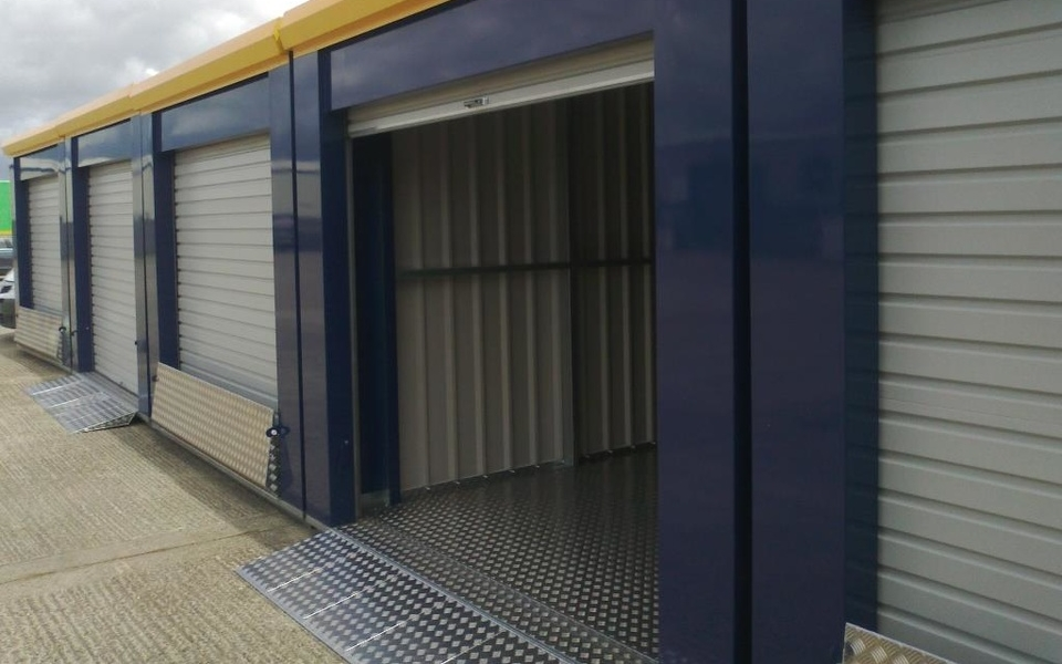 Leyland Trading Estate - Storage Units To Let Wellingborough (main)